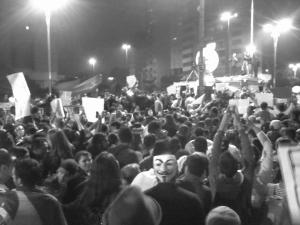 manifestação paulista