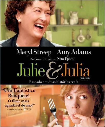 Julie & Julia divulgação